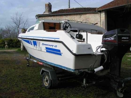 echange auto contre bateau