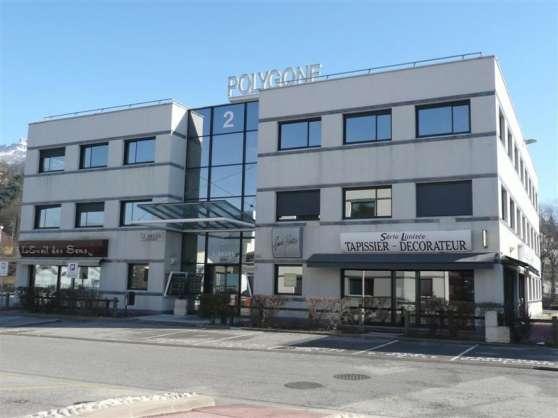 Loue Bureaux 90 m² Chambéry