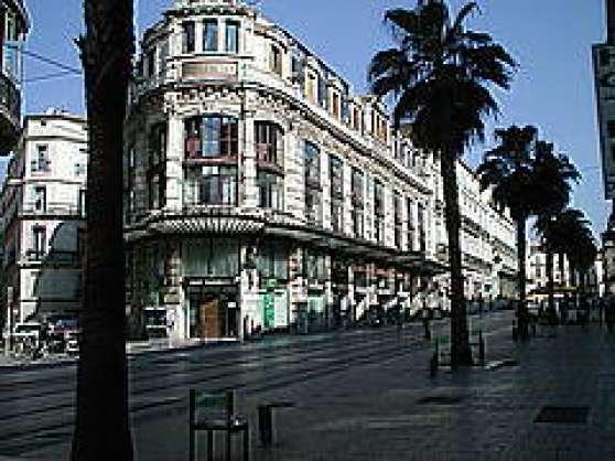 387 m² bureaux centre ville Montpellier