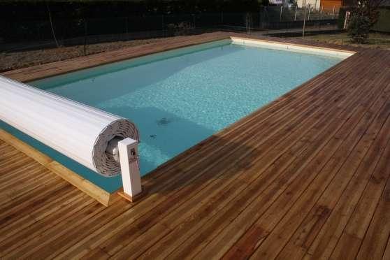 vend lames de terrasse acacia mat riaux de construction bois planchers cadres aspet. Black Bedroom Furniture Sets. Home Design Ideas