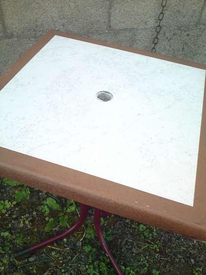 Table de jardin (café, bar) - Photo 3