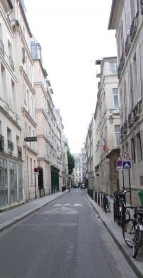 Appartement 94m Sourdière/Paris