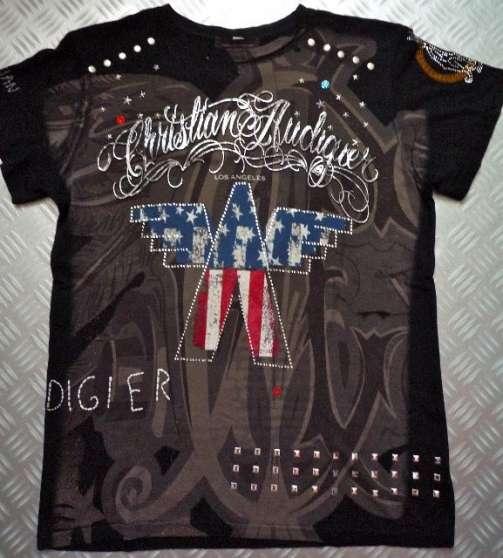 T-Shirt Christian Audigier