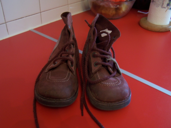VENTE CHAUSSURES KICKERS 37