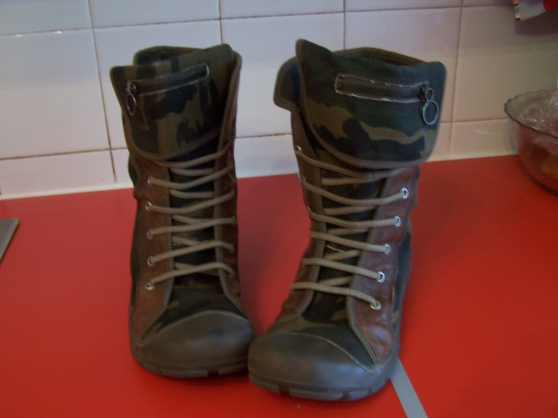 VENTE CHAUSSURES IKKS - COMME NEUF