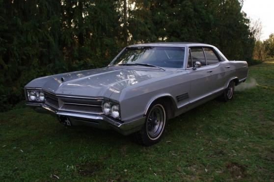 Buick WildCat Custom 1966