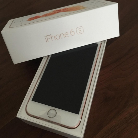 Annonce occasion, vente ou achat 'iPhone 6 plus 64 go'