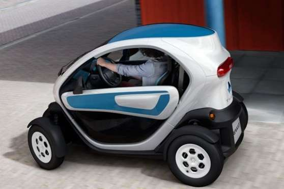 twizy 45 sans permis achat ou location montauban auto. Black Bedroom Furniture Sets. Home Design Ideas