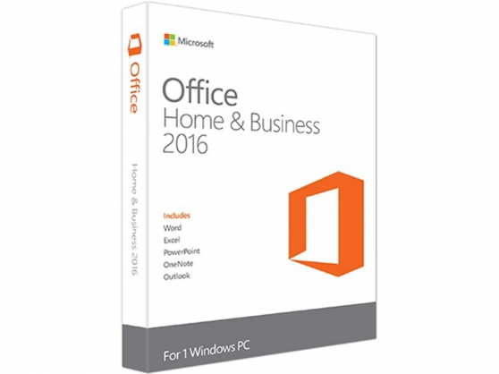 Microsoft Office Home & Business 2016 -