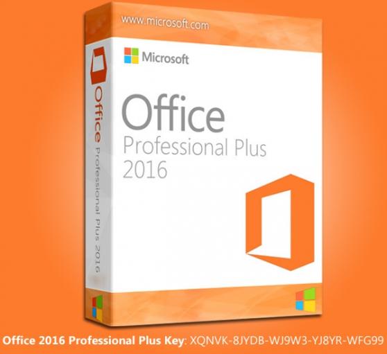 microsoft office professional plus 2016 - Annonce gratuite marche.fr