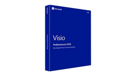 Microsoft Visio Pro 2016