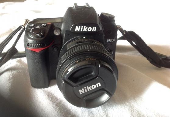 Nikon D7000 et accessoires