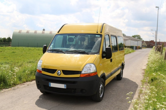 renault master l2h2 dci 100 cv handicap auto renault. Black Bedroom Furniture Sets. Home Design Ideas