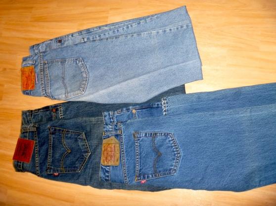 Lot Jeans de Marque
