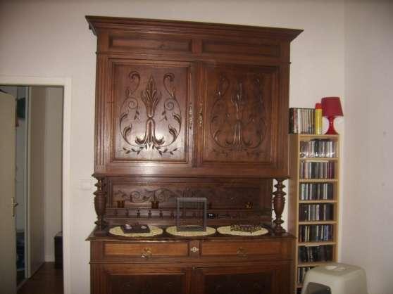 Salle manger henri ii verdelais meubles d coration for Salle a manger henri ii