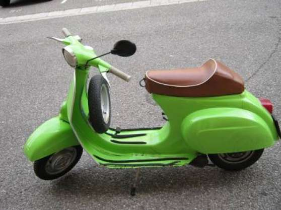 vespa piaggio de collection des ann e 60 moto scooter v lo scooters sans permis anville. Black Bedroom Furniture Sets. Home Design Ideas