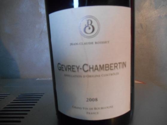 gevrey chambertin 2008 - Photo 2