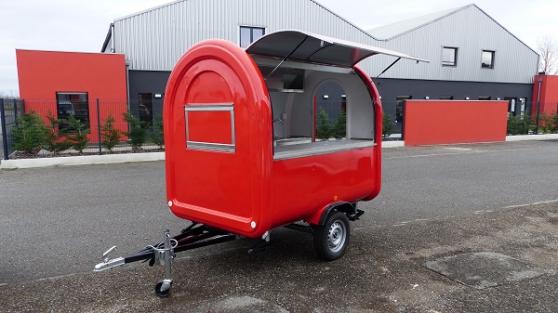Annonce occasion, vente ou achat 'Remorque Food Truck'