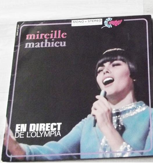 mireille mathieu - Annonce gratuite marche.fr