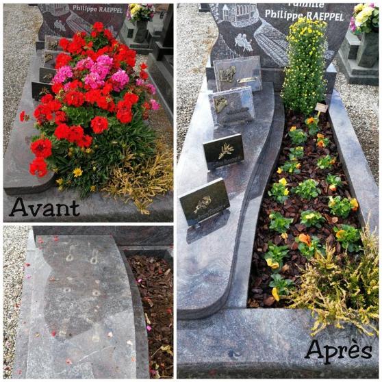 Annonce occasion, vente ou achat 'Fleurissement et entretien de sépultures'