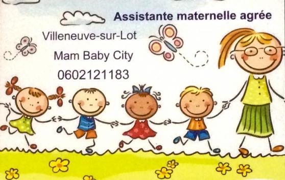 Annonce occasion, vente ou achat 'Assistante maternelle agrée'