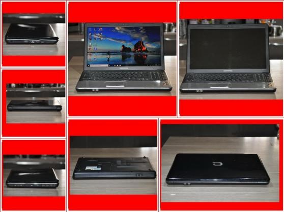 Annonce occasion, vente ou achat 'HP Compaq Presario CQ60 15,6 pouces'
