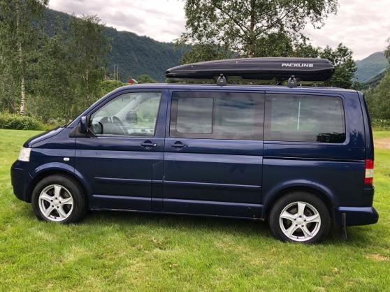 Annonce occasion, vente ou achat 'Volkswagen Multivan MULTIVAN 2.5-174 D 4'