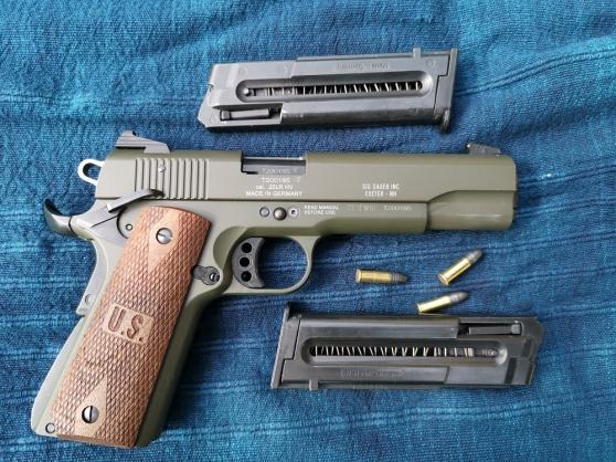 pistolet sig-sauer 1911-22 - Photo 2