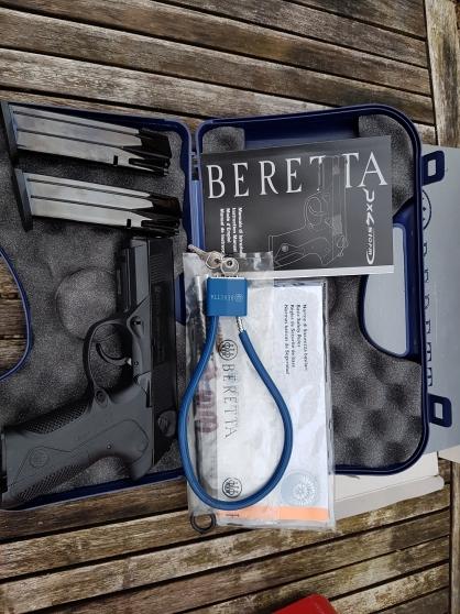 beretta px4 storm 9mm - Photo 4