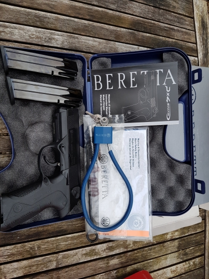 beretta px4 storm 9mm - Photo 4