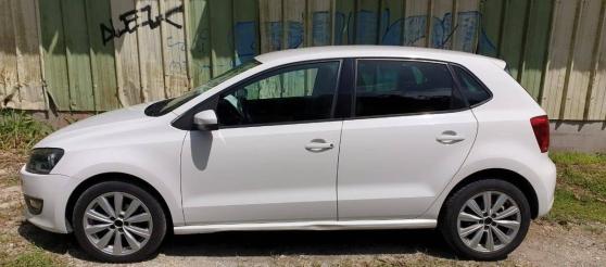 Annonce occasion, vente ou achat 'Polo 1.6l tdi 157000 km Boîte auto'