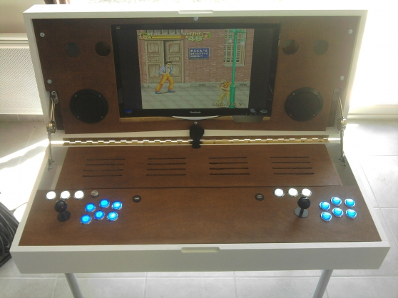 Borne d\'arcade rétrogaming - Photo 2