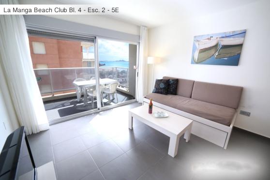 Appartement avec vues latérales sur le M - Photo 3