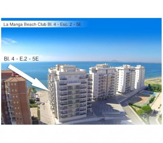 Appartement avec vues latérales sur le M - Photo 4