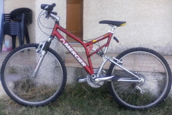 Annonce occasion, vente ou achat 'vélo MERCIER'