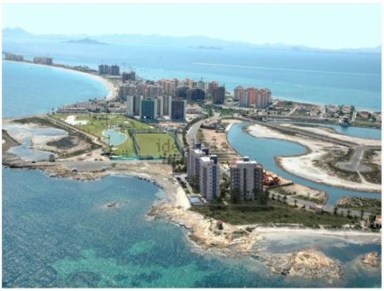 Appartement 3ch.moderne, 100m plage
