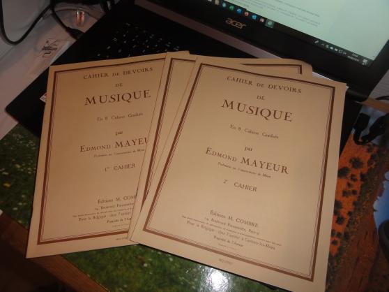 Annonce occasion, vente ou achat 'Cahiers de devoirs Edmond Mayeur'