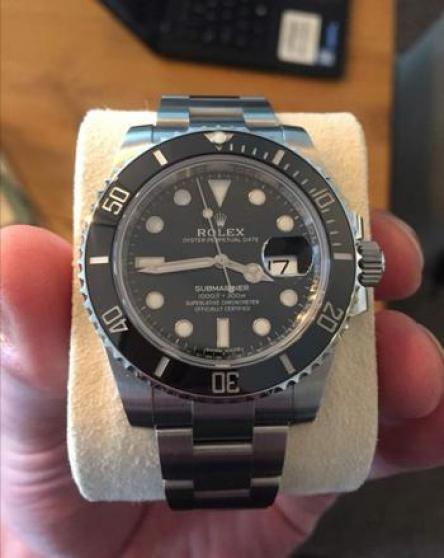 """Rolex """"Submariner"""" 40 mm Original"""