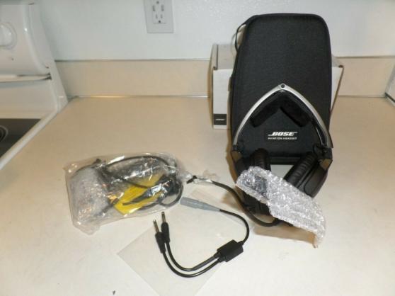 Casque d'aviation Bose A20 Bluetooth