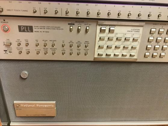 National Panasonic RF-9000 - Photo 3