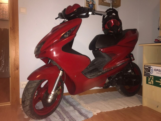 Annonce occasion, vente ou achat 'YAMAHA AEROX'