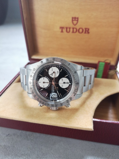 Annonce occasion, vente ou achat 'Tudor 79180 Big Block oysterdate full'