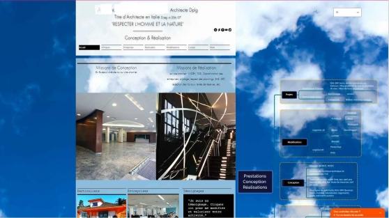 CREATION DE SITE WEB POUR TPE, ARTISAN,