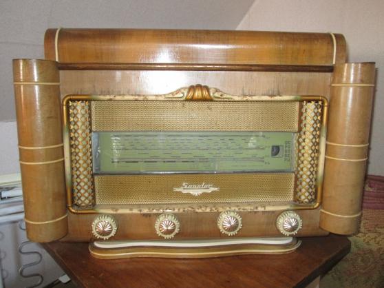 VENTE ANCIENNE RADIO-TOURNE DISQUES