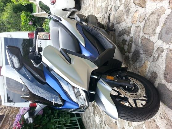 Moto Scooter HONDA Forza