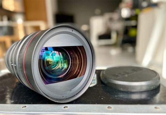Annonce occasion, vente ou achat 'ZOOM RED 18-85mm T2.9 PL'
