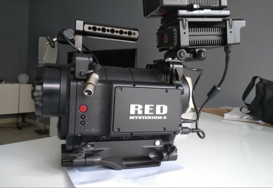 Annonce occasion, vente ou achat 'Red One MX Camera 4,5K'