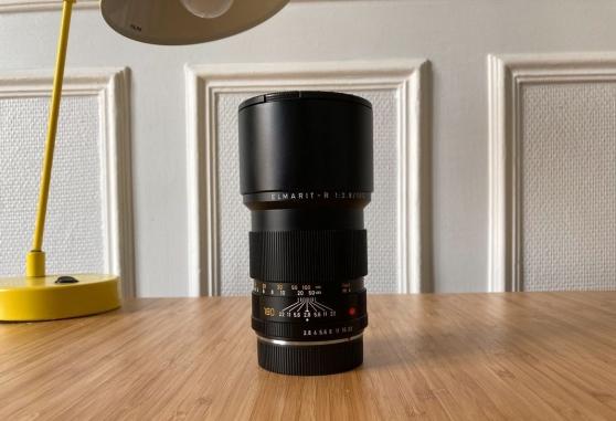 Leica 180mm Elmarit-R 2.8 Version II