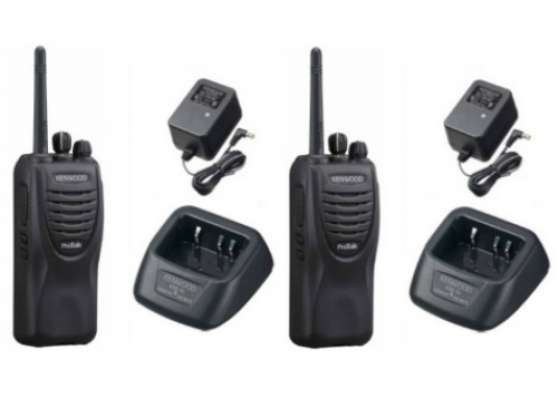 Annonce occasion, vente ou achat 'talkie walkie tk3301 kenwood'