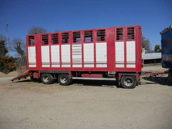 TRAILOR remorque transport d'animaux
